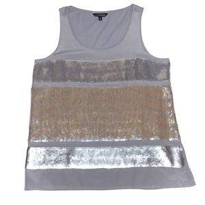 Express | Sequined Tank Size Large